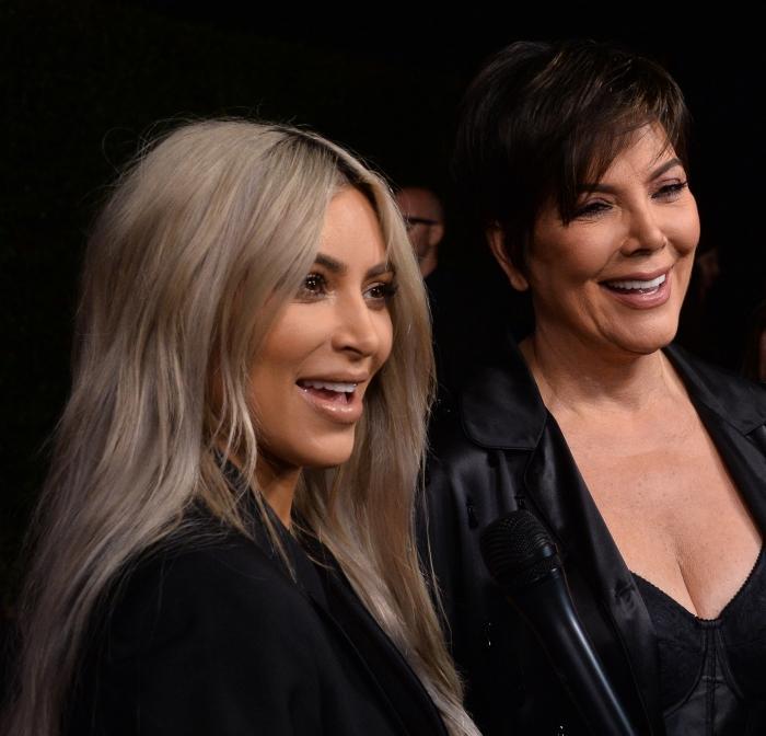 Kim Kardashian poussée par sa mère Kris Jenner à vendre sa sextape