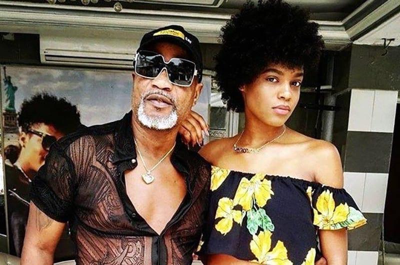 Koffi Olomidé cite Rihana dans l'affaire de la Sextape de sa fille.