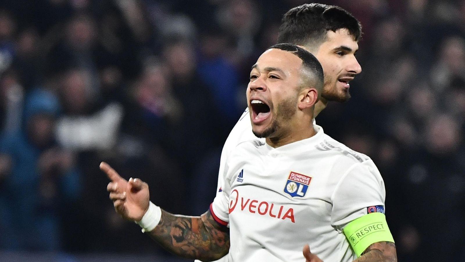 Ldc: Lyon Harrache Le Nul Et Se Qualifie En 8E