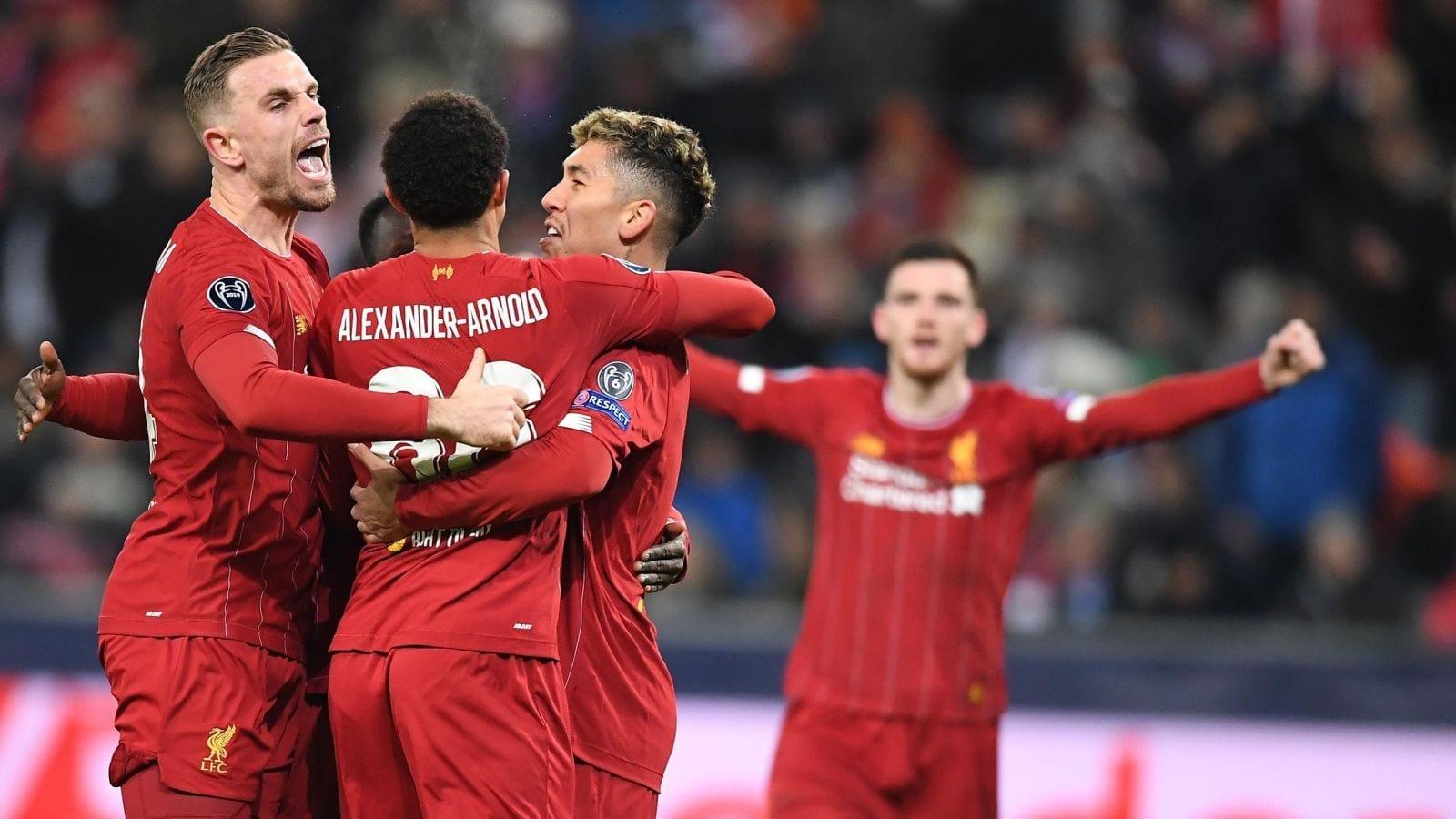 Ldc: Salah Et Keita Qualifie Liverpool