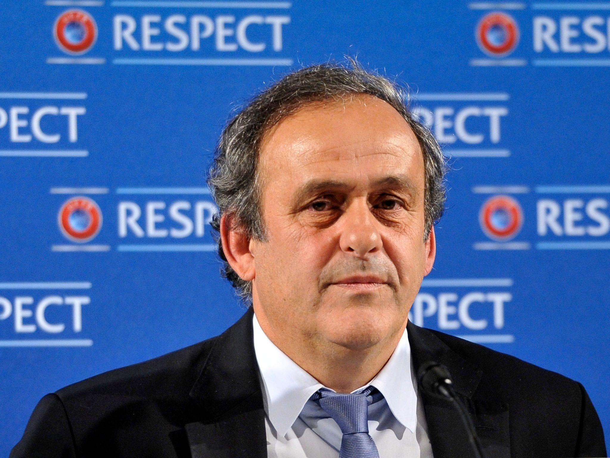 La FIFA réclame 1,84 M€ à Michel Platini