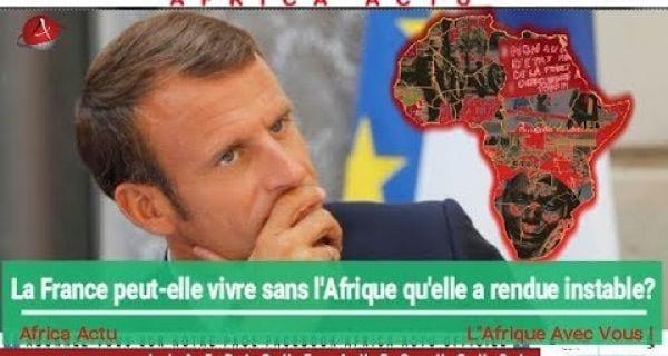 Le Départ De La France En Afrique Plus Que Jamais Réclamé Par Les Africains (Vidéo)