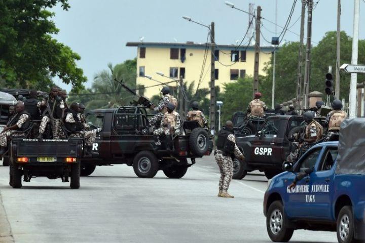 Les locaux de GPS de Guillaume Soro encerclés par les forces de sécurité
