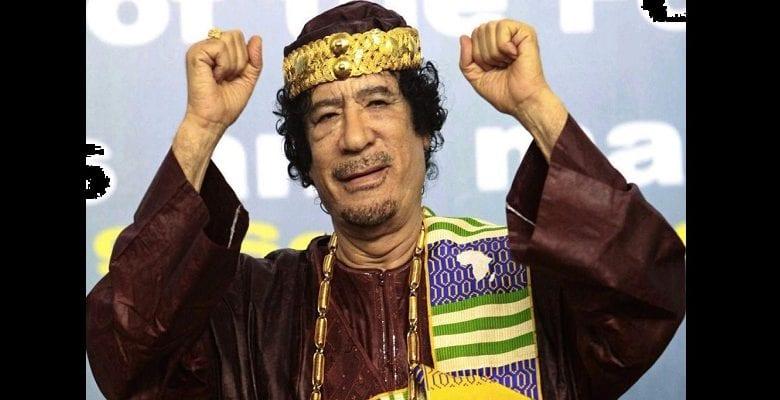Libye : Six choses que vous ne saviez (peut-être) pas sur Mouammar Kadhafi (photos)