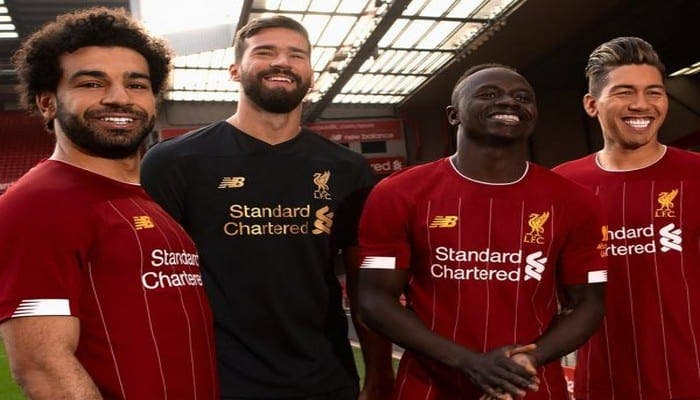 Liverpool : selon Alisson Becker, Mané et Salah méritent de gagner le ballon d'Or