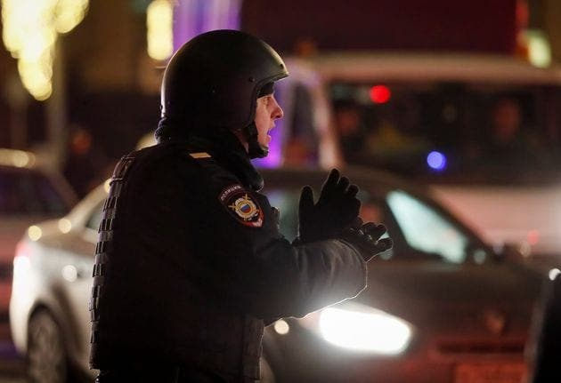Une attaque contre le siège des services secrets russes à Moscou, un agent tué