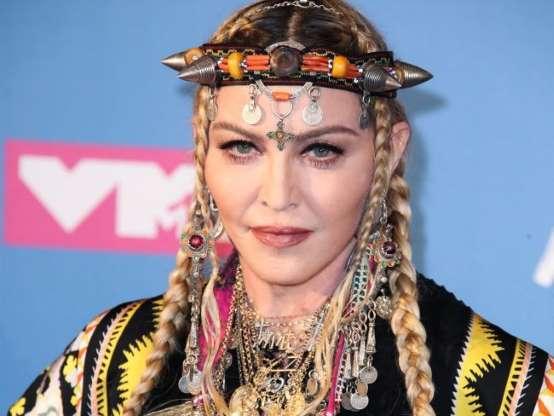 Madonna : 36 ans d'écart avec son petit-ami