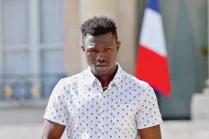 Mamadou Gassama rêve de devenir le «premier président noir de la France»