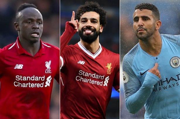 Mané, Salah et Mahrez dans le top 10 du Ballon d'Or : C'est l'Afrique qui gagne !
