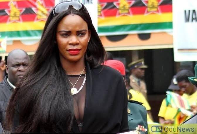 Mary Mubaiwa accusée pour avoir tenté de tuer son mari