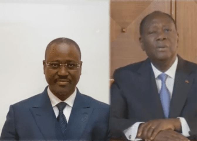 Messages à la Nation : le message de Soro, plus suivi que celui du président Ouattara ?