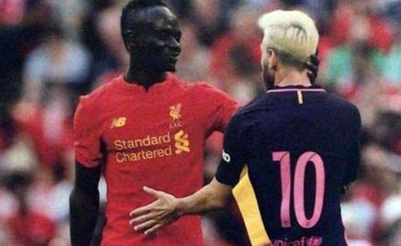 Messi : « Sadio Mané est un joueur qui me plaît… »