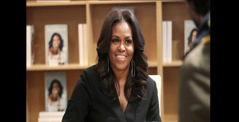 Michelle Obama fait un don de 500 000 dollars pour la promotion de l'éducation des filles dans le monde