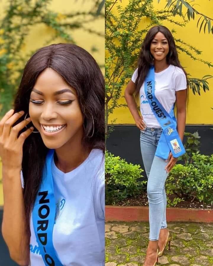 Qui est Audrey Nabila Monkam élue miss Cameroun 2020?