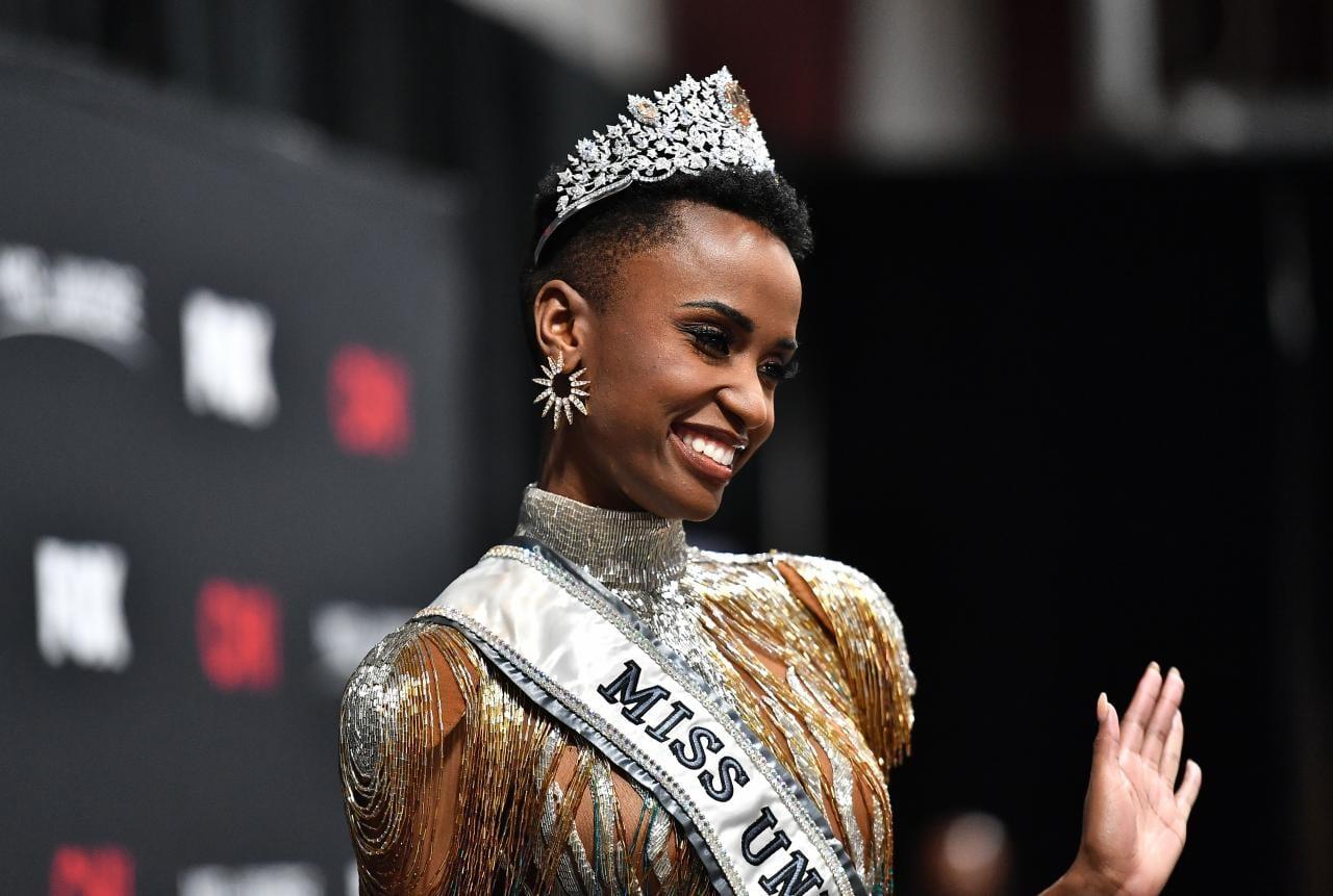 Miss Univers 2019 : Zozibini Tunzi victime d'une rumeur très raciste