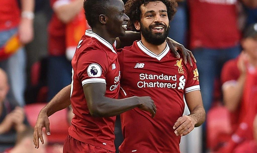 Mohamed Salah reconnaissant envers Sadio Mané pour sa passe décisive