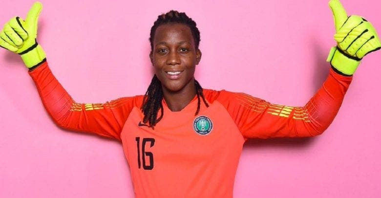 La Nigériane Chiamaka Nnadozie nommée meilleure gardienne de but en Afrique