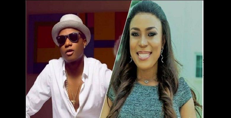 Nigeria : guerre de mots sur la toile entre Wizkid et Linda Ikeji, la célèbre bloggeuse