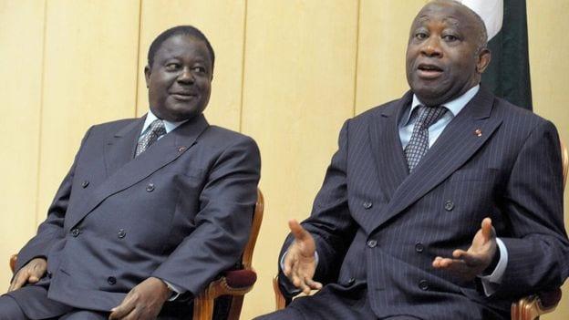En Côte d'Ivoire, Ouattara sera candidat si Bédié ou Gbagbo le sont