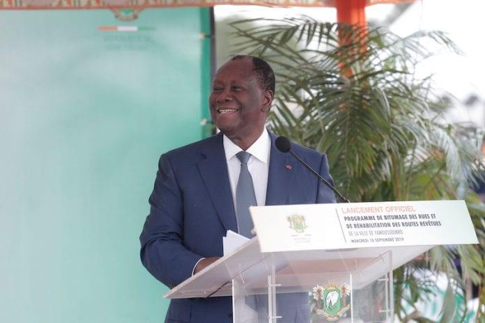 Ouattara : voici son discours et son message à la nation pour le Nouvel an 2019
