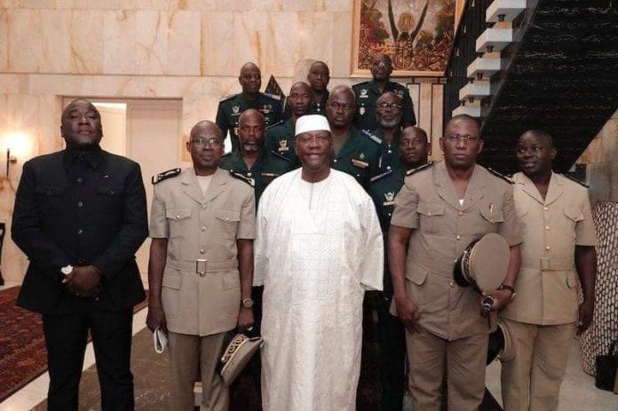 « Si Ouattara rencontre les ex-com zones, c'est qu'il y a un problème »