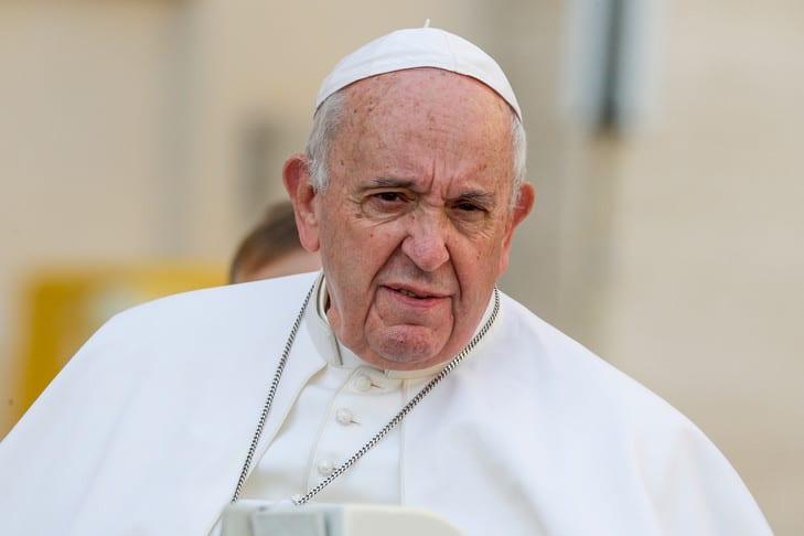Pape François lève le secret pontifical sur les agressions sexuelles