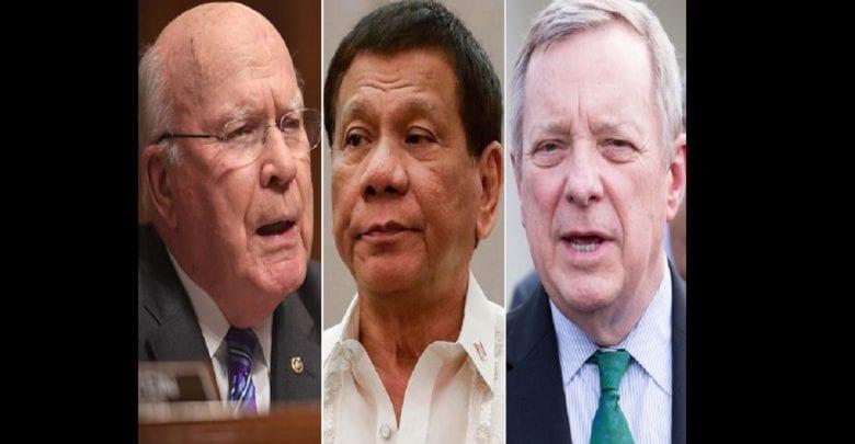 Philippines: le président Duterte interdit d'entrée dans le pays deux sénateurs américains