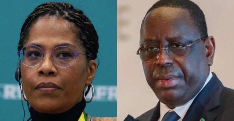 Politique : Nathalie Yamb répond à Macky Sall sur le décès des migrants sénégalais