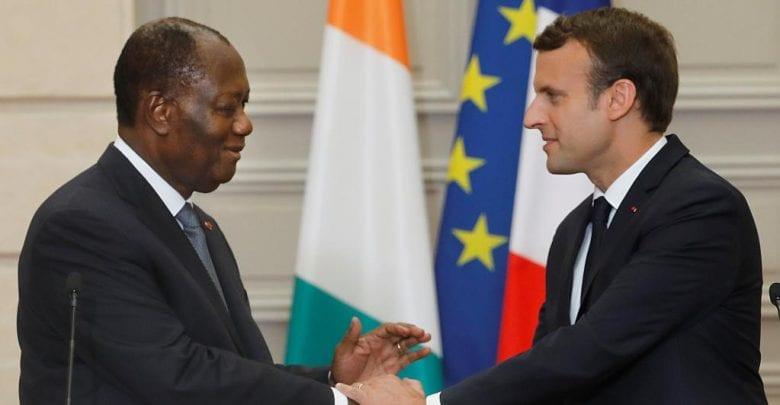 Politique : Visite du Président Macron en Côte d'Ivoire pour un hommage aux victimes de Bouaké
