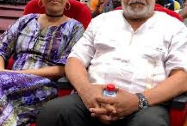 Politique : Quand Jerry Rawlings apporte son soutien à Nathalie Yamb