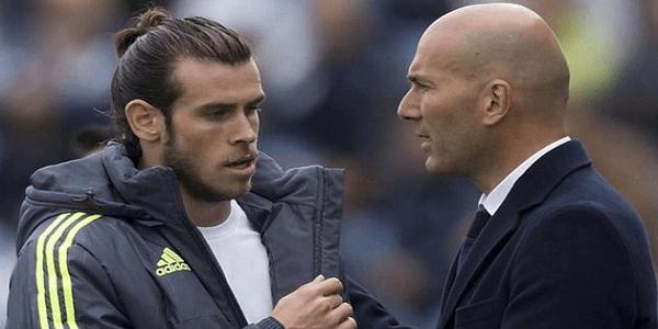 Réal Madrid: le bel hommage de zidane à Gareth Bale après le clasico