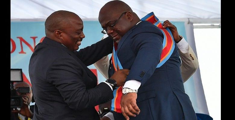 RDC: les autorités annoncent six millions de dollars pour l'an un de l'arrivée au pouvoir de Félix Tshisekedi