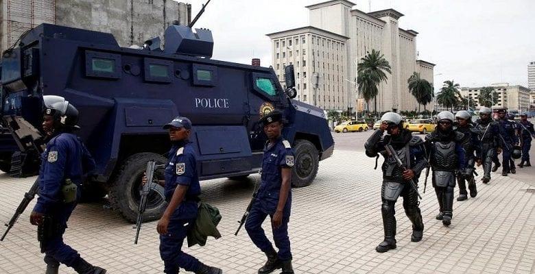 RDC: deux policiers froidement abattus par leur collègue présumé malade mental