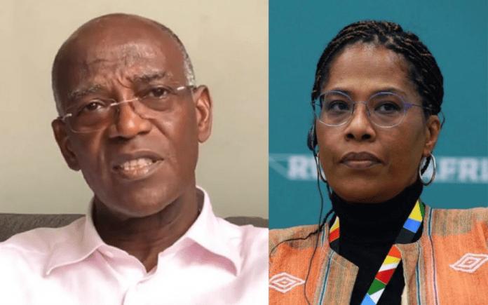 Said Penda: « Mamadou Koulibaly est l'amant de Nathalie Yamb, je détiens des preuves irréfutables »