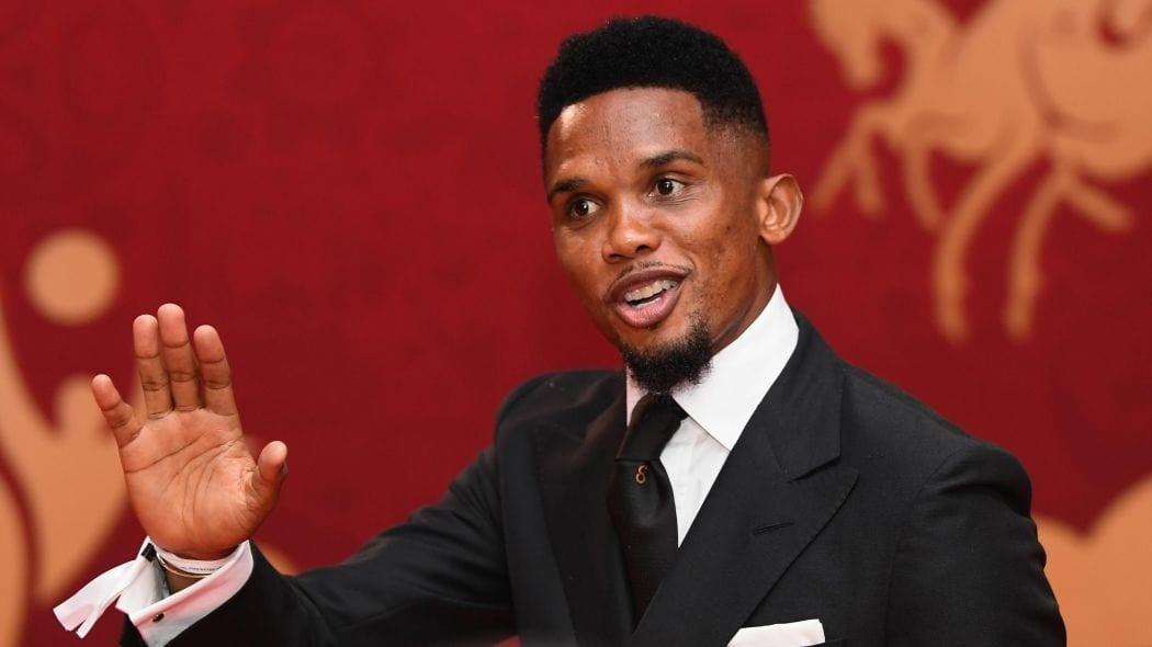 Ballon d'or: Samuel Eto'o a fait son choix