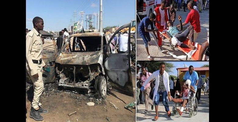 Somalie : Décès d'au moins 76 personnes dans un attentat à la voiture piégée, l'AS Roma réagit !