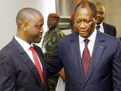 Discours à la nation : Guillaume Soro et Alassane Ouattara vont se mesurer