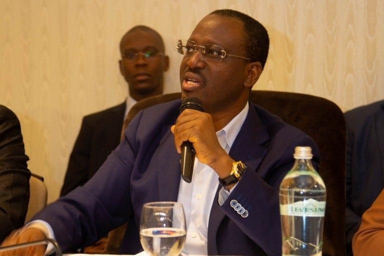 """Soro: """"Alassane Ouattara a pris la décision de m'écarter de la course, pour briguer un 3e mandat"""""""