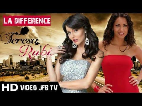 La Différence Entre Rubi & Térésa