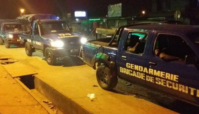 URGENT : Attaque du poste de police de Yendéré à la frontière Côte d'Ivoire-Burkina