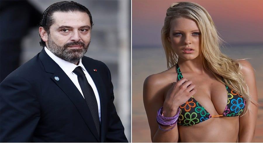Une jeune sud-africaine séduit le Premier ministre libanais et reçoit 16 millions de dollars dans son compte