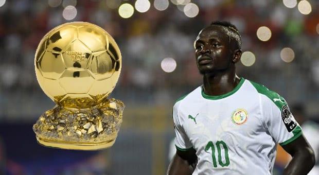 Ces raisons pour lesquelles Sadio Mané aura le ballon d'or africain