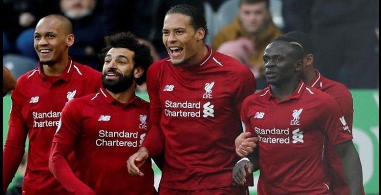 Virgil Van Dijk fait son choix entre Sadio Mané et Mohamed Salah