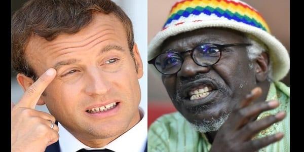 Visite d'Emmanuel Macron en Côte d'ivoire: la promesse d'Alpha Blondy
