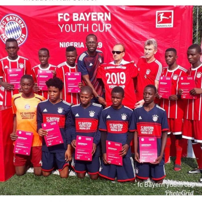 Football: Le Bayern FC détecte de nouveaux talents au Togo à travers un tournoi