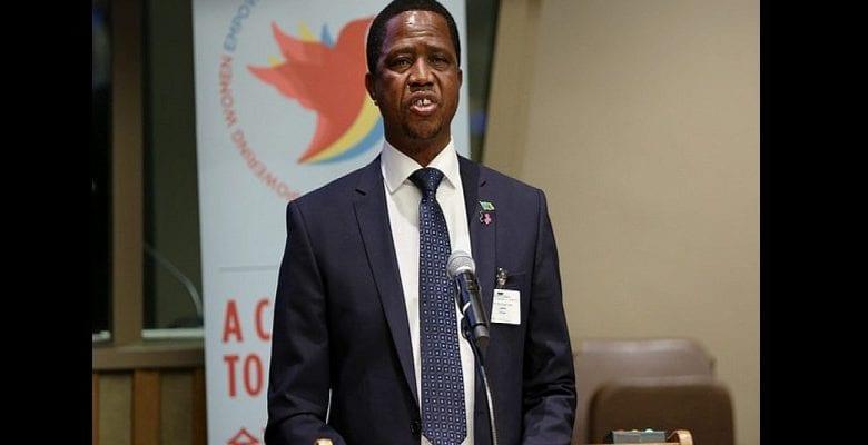 Zambie: le président réduit son salaire ainsi que celui des ministres pour économiser des fonds pour les Zambiens