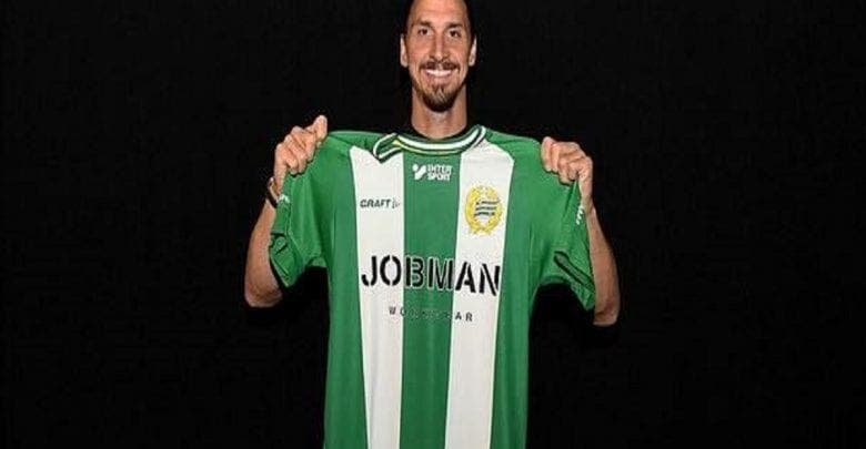 Zlatan Ibrahimovic devient copropriétaire du club de football Hammarby