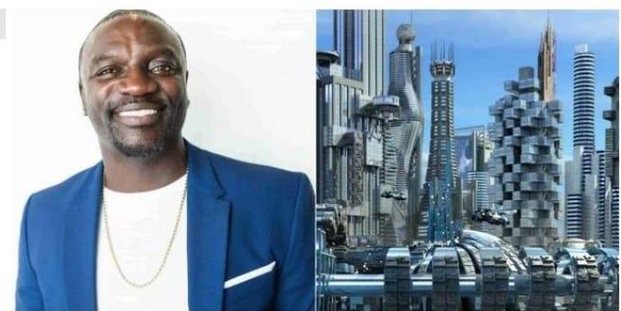 """People : """"Akon City"""", la ville créée par Akon au Sénégal"""