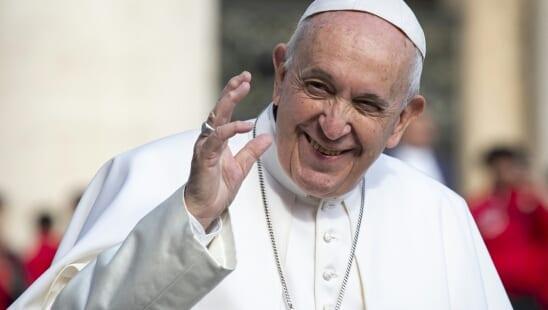 Le pape François se prépare à célébrer ses 50 ans de prêtrise