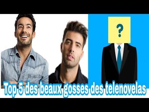 Top 5 Des Beaux Gosses Des Telenovelas